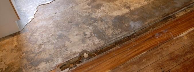 schadeherstel vloer
